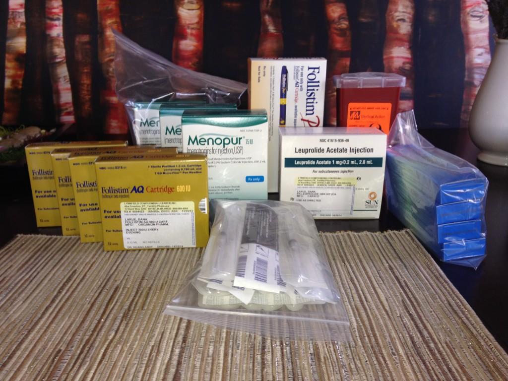 IVF drugs