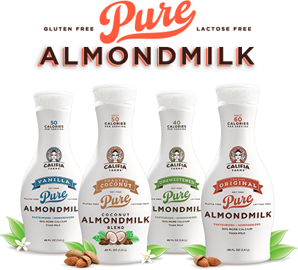 best coconut almond milk