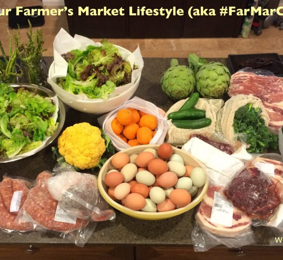 Our Farmer's Market Lifestyle: FarMarCore