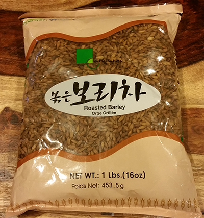 bori cha roasted barley tea