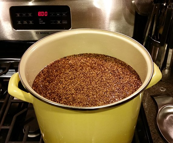 Korean Wife Camp: Bori Cha – roasted barley tea