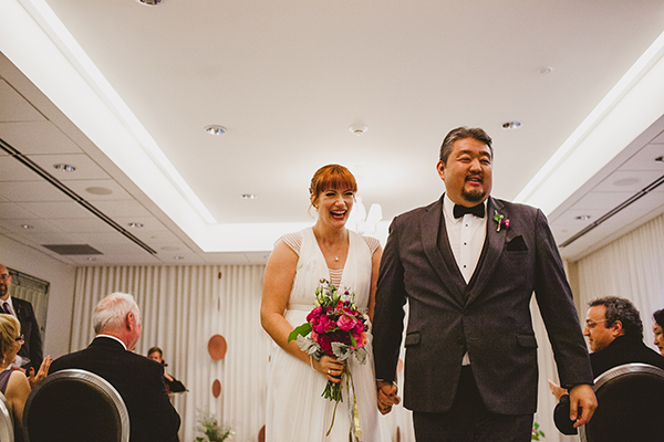 Paul and Dana wedding