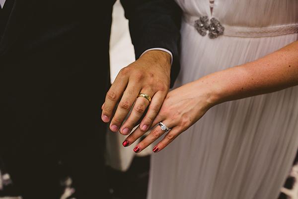 tiffany wedding ring set