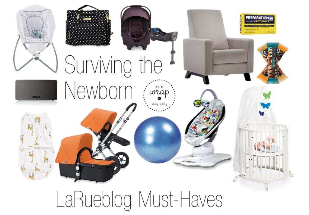 Newborn registry must-haves