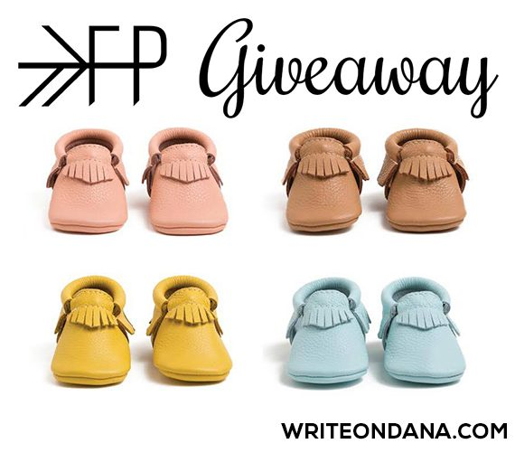 Freshly Picked Baby Moccasin Review & Giveaway!