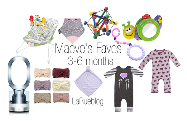 gifts for 3-6 month old babies