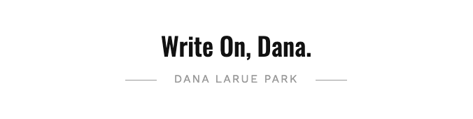 Dana LaRue Park